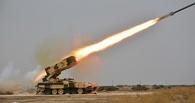 Омский суперогнемет «Солнцепек», которого боялись каратели на Украине, выжег полигон под Волгоградом