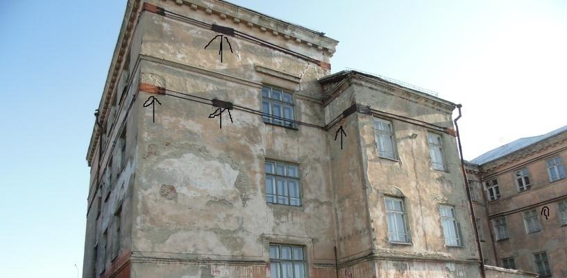 Строительство нового здания школы № 53 в Омске идет по графику