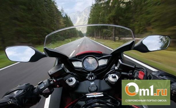 ГИБДД: Омские мотоциклисты ездят пьяными и без шлемов