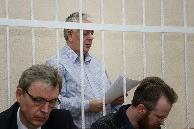 Областной суд не спас Стерлягова от двух лет лишения свободы