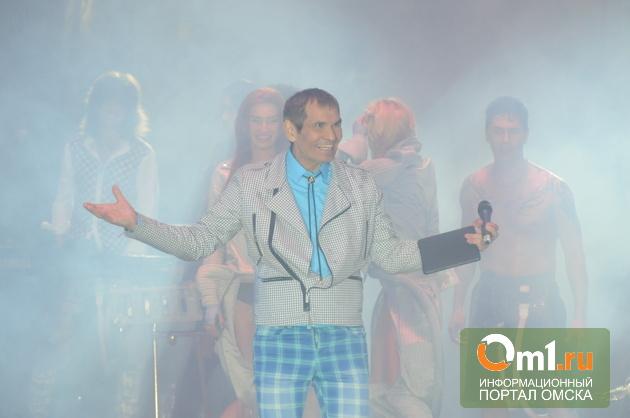 В Омске после концерта группы «НА-НА» у Бари Алибасова пропал телефон