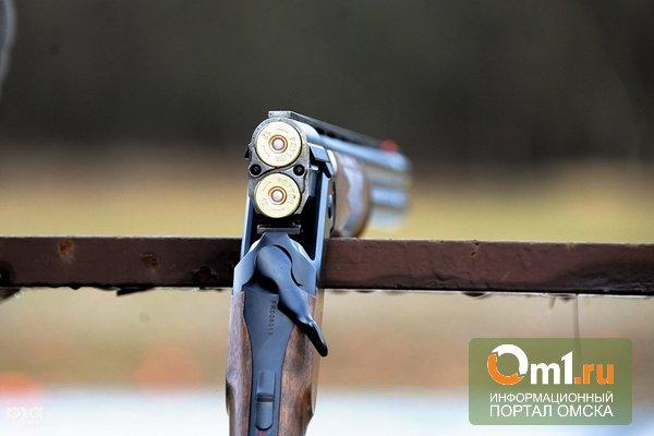 В Омске бывший зэк украл из дома ружье