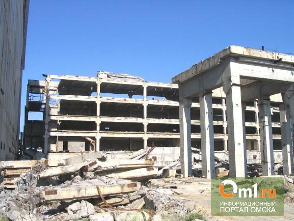 Прокуратура запретила «Трест-5» строить еще один дом в Омске