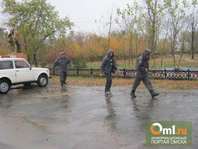 МЧС Омской области вновь ищет пропавшего мальчика