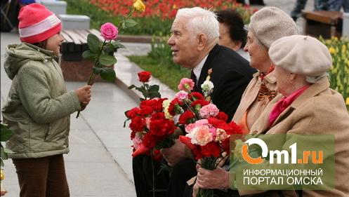 Для омских ветеранов военные песни сыграет духовой оркестр