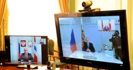 Назаров отчитался перед Путиным о паводке в Омской области