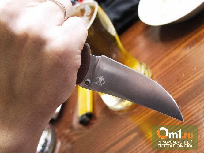Омич отомстил другу-борцу за болевой прием четырьмя ударами ножа