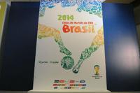 Самый дешевый билет на матч ЧМ-2014 в Бразилии обойдется в 90 долларов