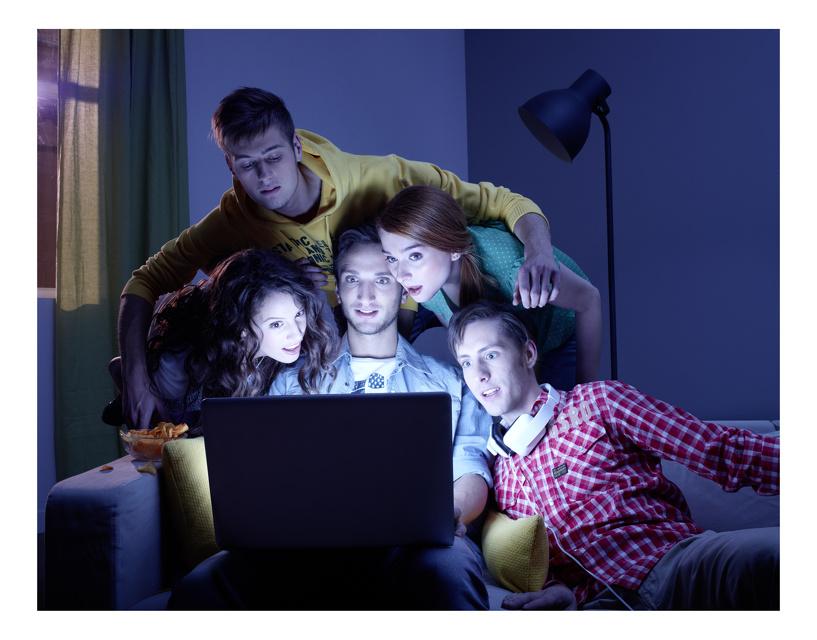 Пользователи «Дом.ru» за полгода загрузили из интернета информацию, равную 40 млн HD-фильмов