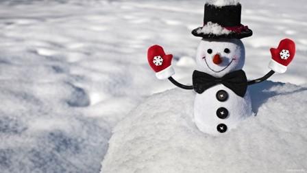 Как провести выходные в Омске: мастер-класс по лепке снеговика и детские выборы