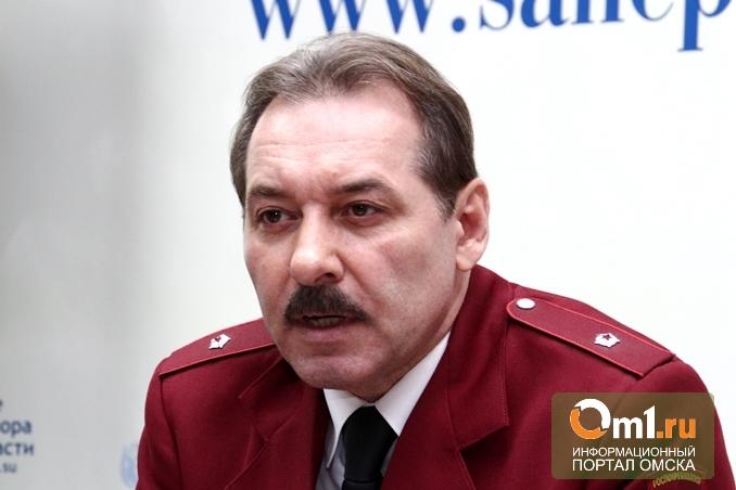 Зелинский отправляет в отставку главного санитарного врача Омской области