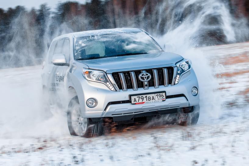 Бегом из России: Toyota отказалась от выпуска Prado на Дальнем Востоке