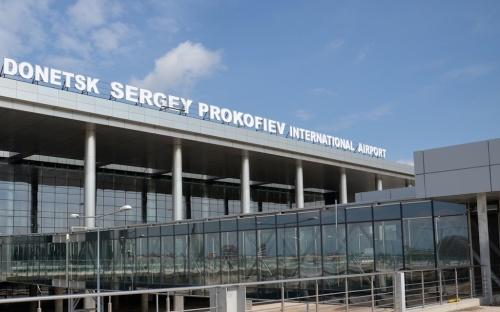 Украинские военные готовы выменять донецкий аэропорт у ополчения