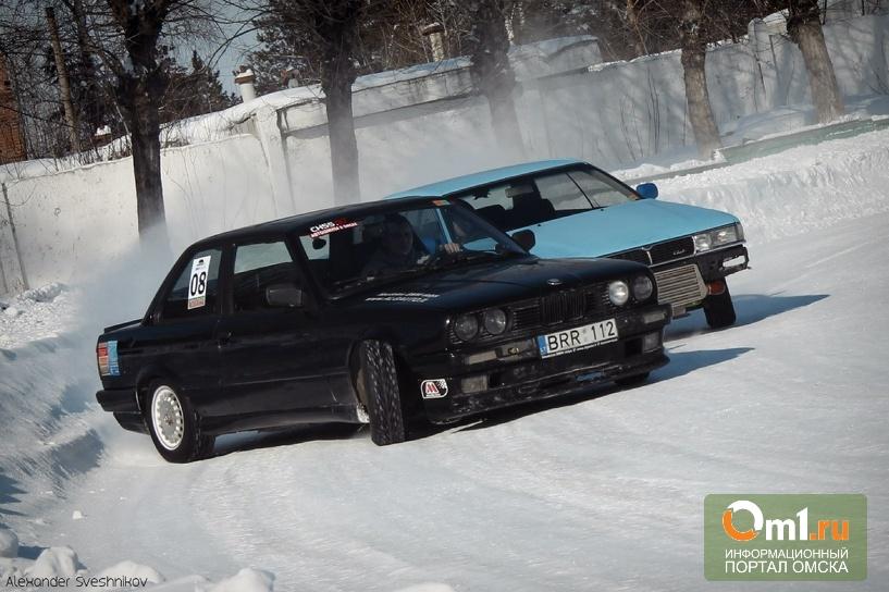 В Омске прошли автоспортивные выходные