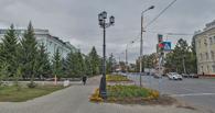 В омском сквере имени Дзержинского установят уникальные фонари