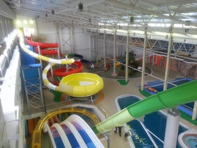 Омский суд вынес решение закрыть аквапарк на Завертяева