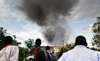 Кенийские военные уничтожили шестерых исламистов, захвативших торговый центр