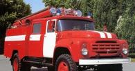 В Омской области на пожаре погибла пенсионерка и ее внуки