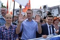 «Марш против палачей» в столице: не обошлось без задержаний