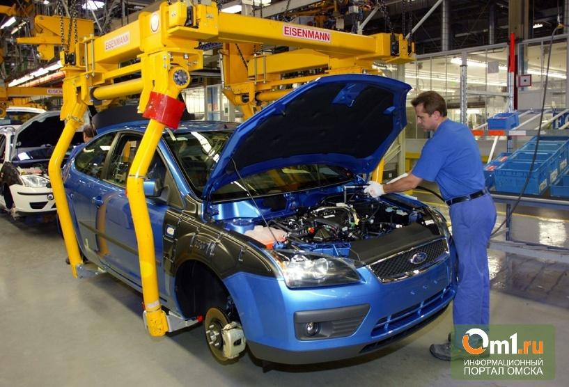 Ford пошел по пути АвтоВАЗа: завод в Ленобласти сократит треть персонала