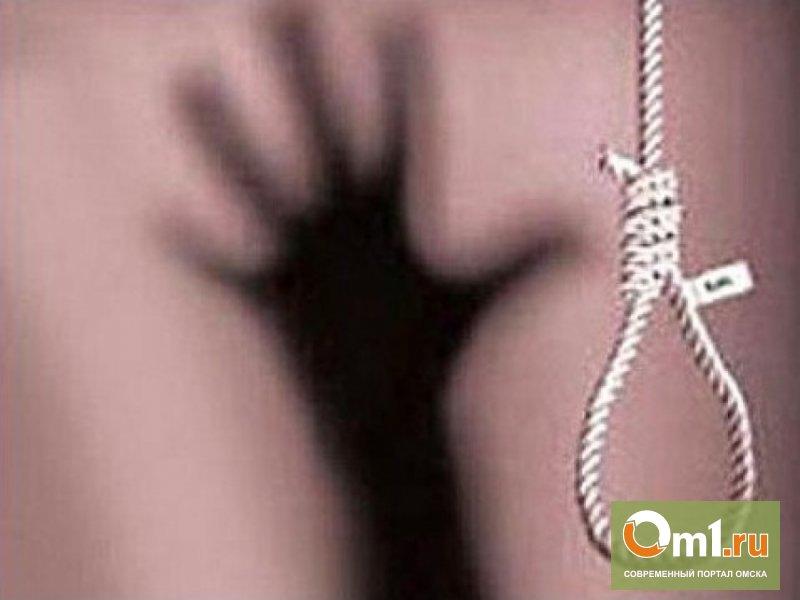 В Омской области подросток повесился после ссоры с девушкой