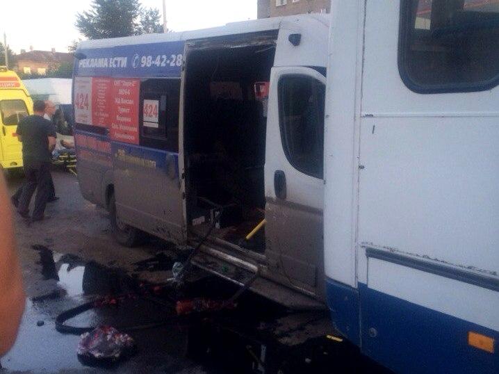 Половина из 20 пострадавших омичей в крупном ДТП с маршрутками пошли на поправку
