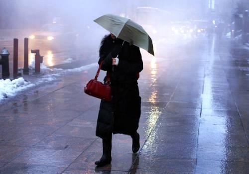 На следующей неделе омичи могут попасть под дождь