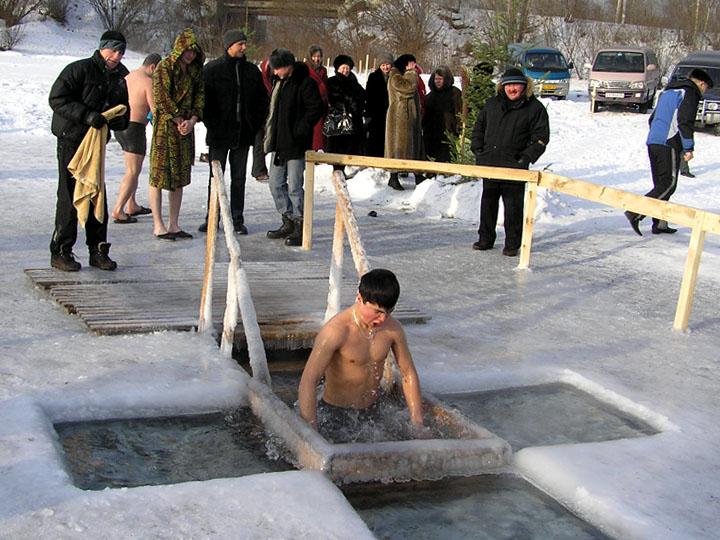В Омске в этом году не будет ни одной купели