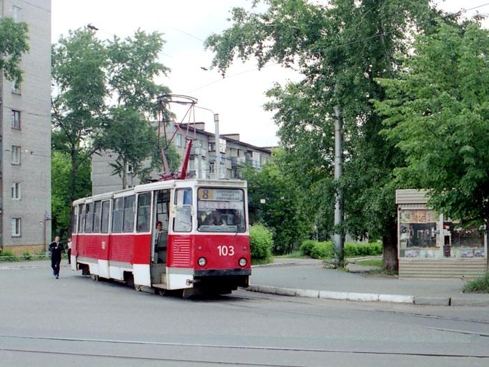 В Омске закроют два трамвайных маршрута из-за ремонта