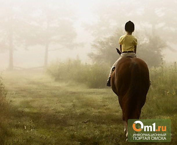 Омские казаки построят ипподром, где будут лечить детей