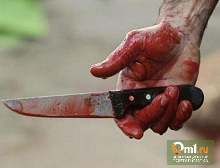 В Омске бывший таможенник задушил гражданскую жену и зарезал ее брата