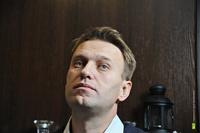 Навального задержали у Мосгоризбиркома. И сразу же отпустили
