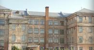 В Сети появилось видео сноса омской школы