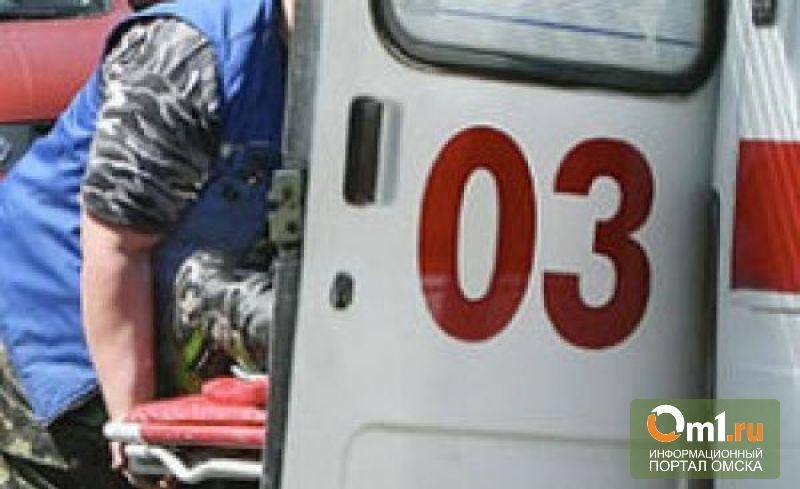 В Омске водитель Daewoo Nexia сбил 11-летнюю девочку
