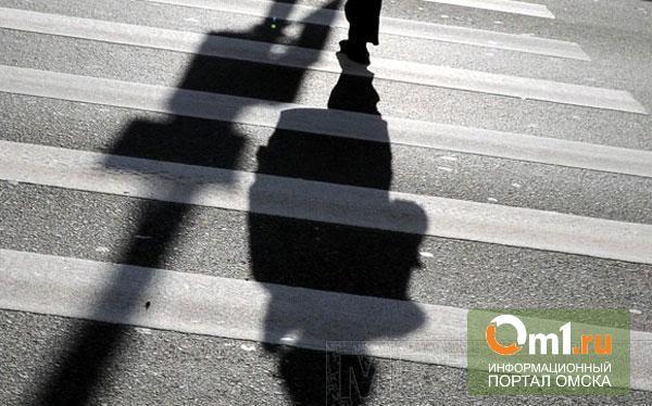 Неизвестный водитель сбил 13-летнюю школьницу под Омском