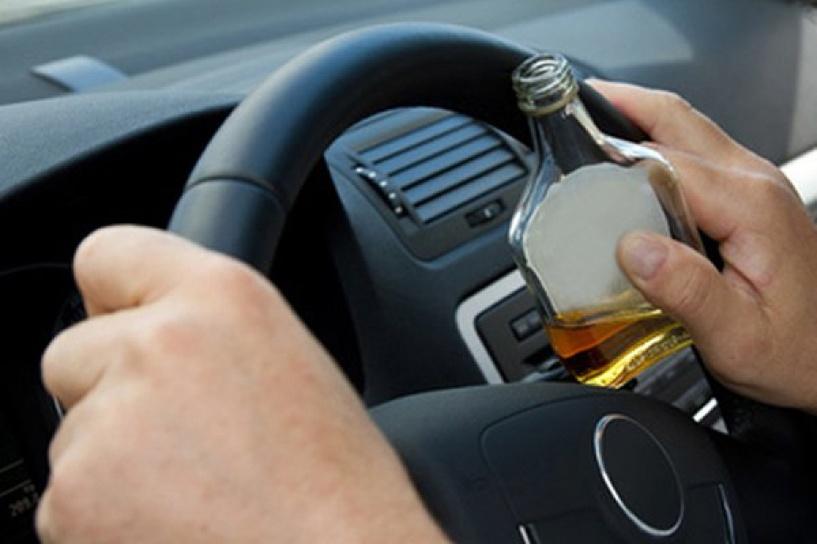 В Омске задержали пьяного водителя, который уже 10 раз привлекался за вождение в нетрезвом состоянии
