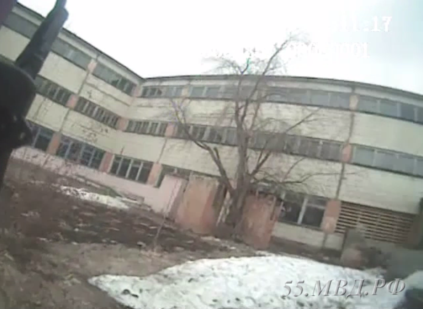 Двенадцатилетний школьник невернулся домой после конфликта содноклассниками