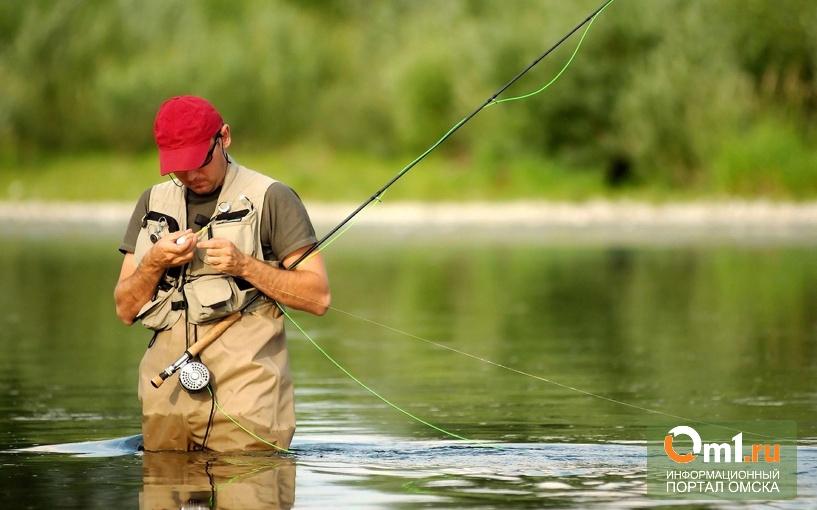 В Омской области полиция поймала рыбака-браконьера с уловом на 46 000 рублей