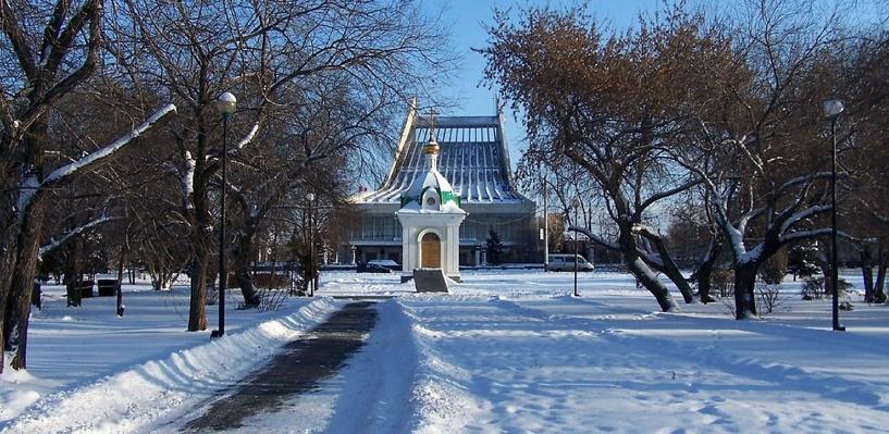В рабочую субботу дороги Омска освободились от заторов