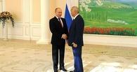 Широкий жест: Владимир Путин простил Узбекистану долг в 860 млн долларов
