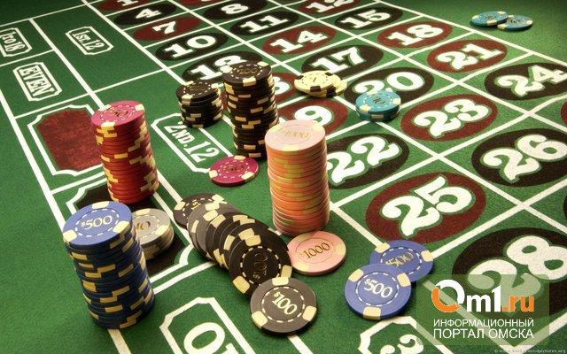 В Омской области азартные игры устраивают даже в деревнях