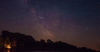 Над Омском выстроятся в треугольник Луна, Венера и Юпитер