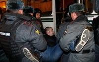 На акции в поддержку «узников Болотной» в Москве задержали 420 человек