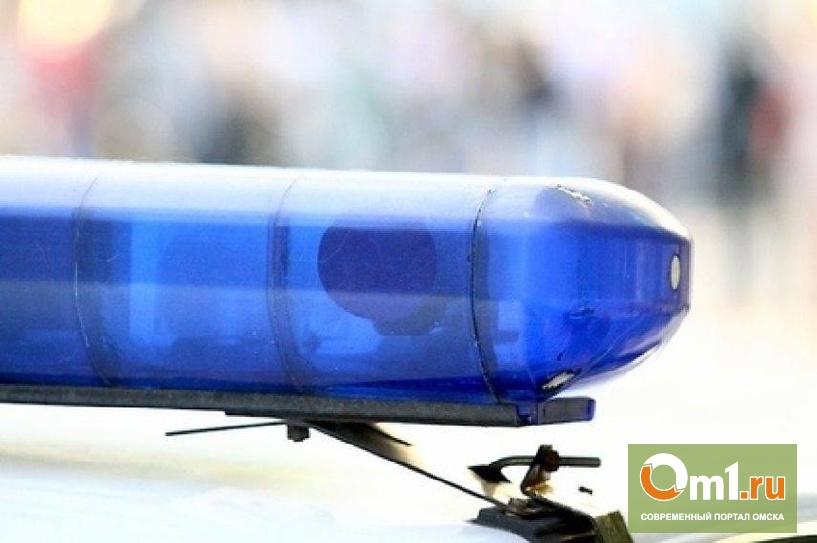 В Омске столкнулись 3 авто, от удара машины отбросило на двух пенсионерок