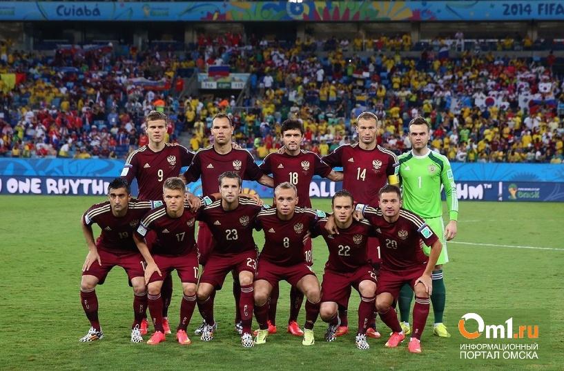 Сегодня сборная России по футболу сыграет с командой Бельгии на ЧМ-2014