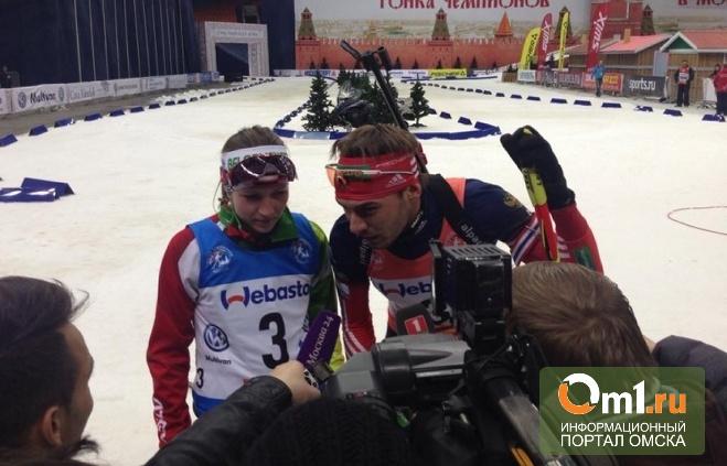 Антон Шипулин выиграл биатлонную Гонку чемпионов