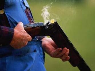 В Омске охотник прострелил себе ногу
