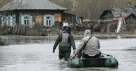 На севере Омской области паводок превысил исторический максимум