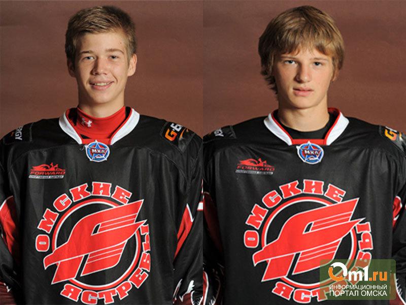 Два хоккеиста «Омских ястребов» будут играть за сборную России