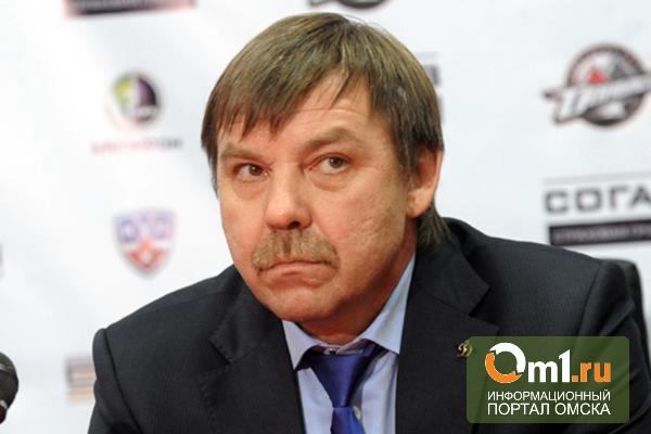 Тренером сборной России по хоккею станет Олег Знарок